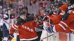 Le Canada bat la Slovaquie 5-1 et accède à la finale du Mondial