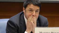 Renzi inguaiato e preoccupato dagli effetti del 'salva Silvio' sul dopo