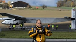 L'avion solaire Impulse 2 prêt pour un tour du