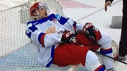 Russian Hockey Player Captures A Nation's