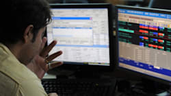 Sensex Falls 860 Points On Global Cues, Oil