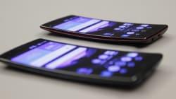 G Flex 2: LG s'inspire de la téléphonie fixe pour son téléphone