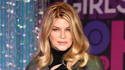 Kirstie Alley Rocks Curve-Hugging