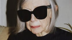 Joan Didion Stars In Something