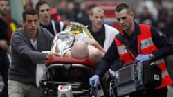 Harper Condemns 'Barbaric' Paris