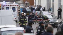Fusillade au Charlie Hebdo: au moins 12 morts (EN