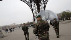 Charlie Hebdo: chasse à l'homme dans la région