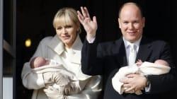 Monaco: les jumeaux princiers baptisés ce