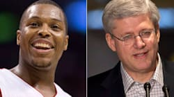 Harper Lends Support To Raptors