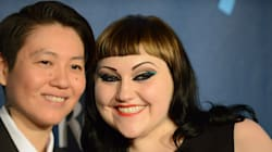 Beth Ditto (Legally) Marries Wife In