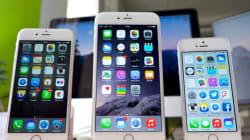 Apple vend presque 75 millions de iPhone en 3