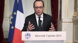 François Hollande annonce le 1er deuil national depuis le