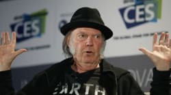Neil Young Brings High-Res Music Player To The