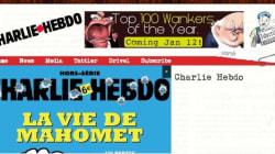 Controversial Ottawa Magazine Runs Charlie Hebdo's Muhammad