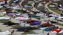 'Indian Government Has Recognised The Importance Of Yoga': Benoy K.