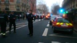 Sparatoria a Parigi, la polizia sotto il fuoco di un