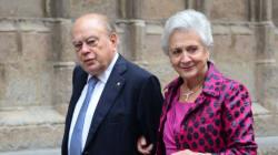 La fortuna de Pujol en Andorra no figura en el testamento de su