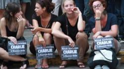 Les Français de Buenos Aires soutiennent Charlie Hebdo et la liberté de la