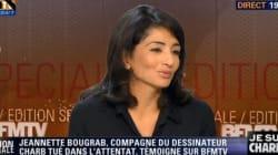 Jeannette Bougrab, la compagne de Charb : «Tous ces dessinateurs méritent le