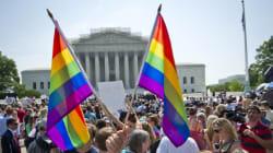同性婚をアメリカ全州で認めるか審理 連邦最高裁が6月に世紀の判決へ