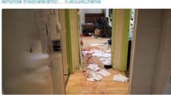 La foto della redazione insanguinata dopo la strage