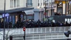 Prises d'otages à Paris: Les premières images des