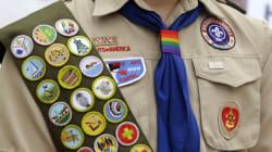 Les scouts d'Amérique acceptent désormais les cadres