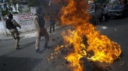 Haïti: une manifestation violente