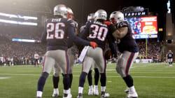 NFL: les Patriots se réveillent à