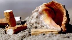 Sigarette vietate anche in spiaggia e nei parchi. Stretta anti