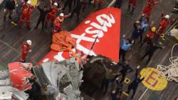 Les boites noires du vol AirAsia