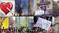 Le foto più belle della marcia di Parigi su