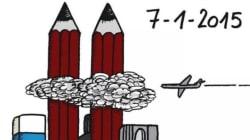 8 disegni di vignettisti arabi che continuano a lottare per la libertà di espressione ogni giorno