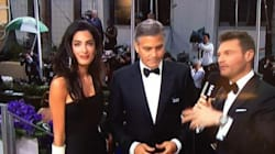 Golden Globes 2015: Amal Clooney vole la vedette