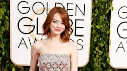 Emma Stone's Pantsuit Is A Fashion Girl's