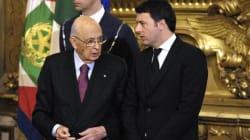 Più fiducia in Napolitano che in Renzi. Il sorpasso nella settimana
