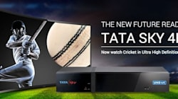 TataSky Launches India's First 4K Set-Top