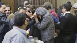 26 Égyptiens accusés de «débauche»
