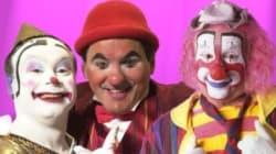 Folle épopée et zizanie pour trois clowns en