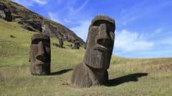 Île de Pâques: une avancée pour résoudre l'énigme de la disparition des