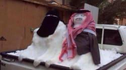 Une fatwa contre les bonshommes de neige contredite avec humour par les