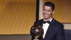 Troisième Ballon d'Or pour