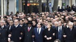 「シャルリー・エブド」を支持する抗議デモに参加した各国首脳、Twitterで偽善を暴かれる