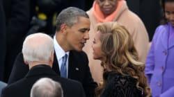 Obama a-t-il dévoilé un indice sur le sexe des jumeaux de