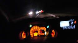Glace noire: multiples sorties de route sur l'autoroute