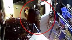 Le prime immagini di Coulibaly nel supermercato kosher