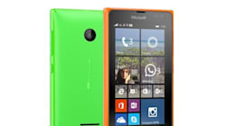 Microsoft Unveils Two Low-cost Lumia