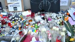 Charlie Hebdo: le monde souffre de