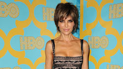 Lisa Rinna Recycles Dress 10 Years
