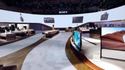 Sony annonce la fermeture de ses magasins au